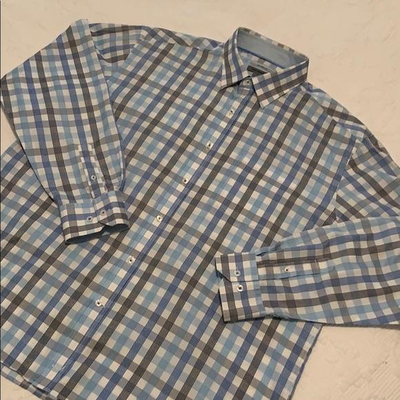 Johnston & Murphy Other - Men's tailored fit Dress Shirt
